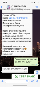 Елена Альбертовна Пичугина
